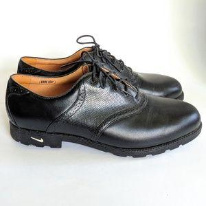 Sz 10 Nike Men's Golf Shoe Waverly Last GORE-TEX